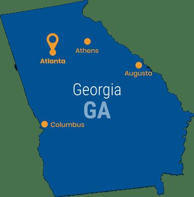 georgia_map_university