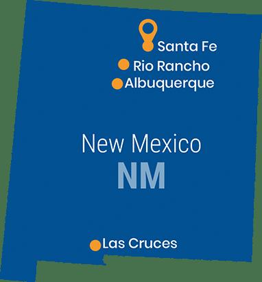 new_mexico_map_university