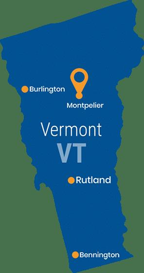 vermont_map_university