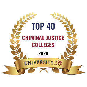 Top 40 Colleges for Criminal Justice Colleges