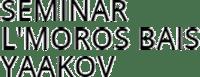 Seminar L'moros Bais Yaakov