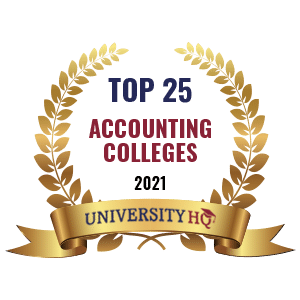 top 25 accounting college programs
