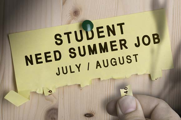 help wanted college summer jobs