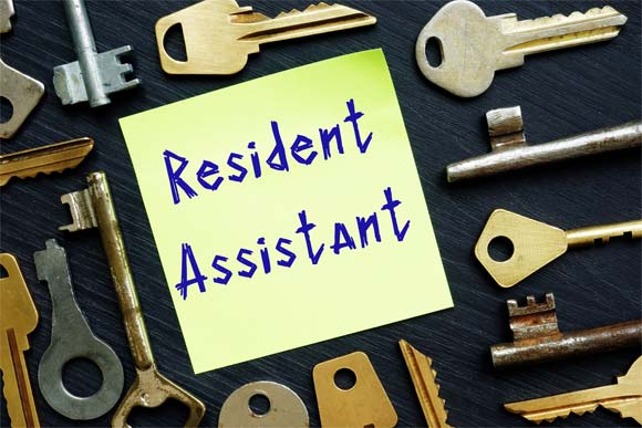 resident assistant jobs