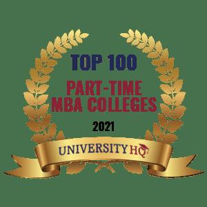 Top 100 Part-time MBA School Programs