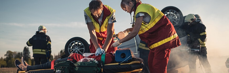 steps to take paramedic careers