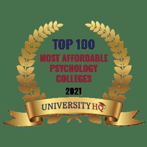 Most Affordable Psychology