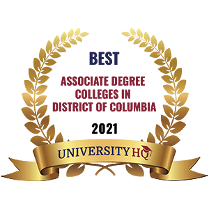Best Associate Degrees in District of Columbia