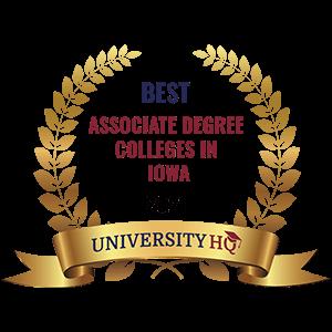 Best Associate Degrees in Iowa