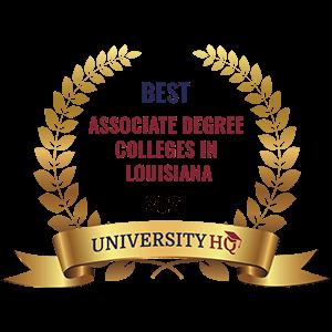 Best Associate Degrees in Louisiana