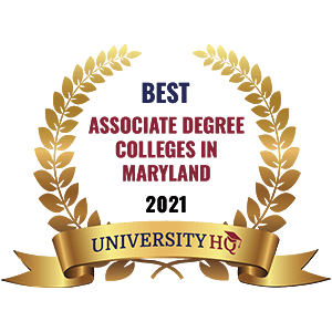 Best Associate Degrees in Maryland