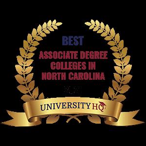 Best Associate Degrees in North Carolina