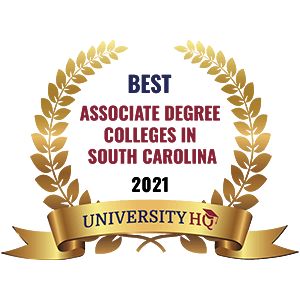 Best Associate Degrees in South Carolina