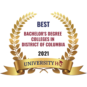 Best Bachelor's Degrees in District of Columbia