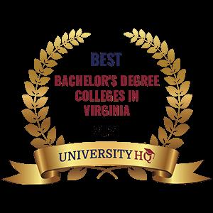 Best Bachelor's Degrees in Virginia