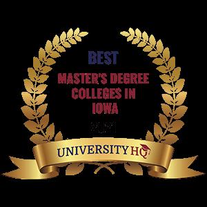 Best Master's Degrees in Iowa