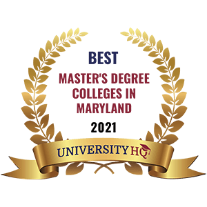 Best Master's Degrees in Maryland