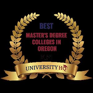 Best Master's Degrees in Oregon