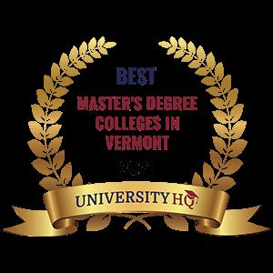 Best Master's Degrees in Vermont