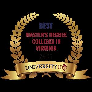 Best Master's Degrees in Virginia