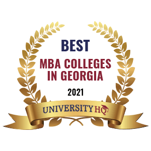 Best MBA Colleges in Georgia
