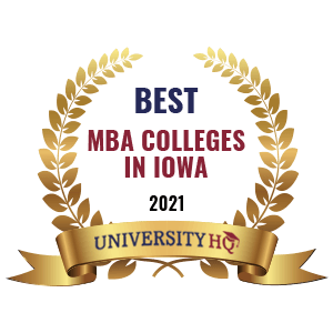 Best MBA Colleges in Iowa