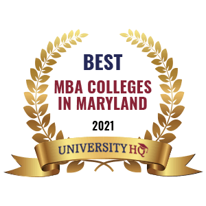 Best MBA Colleges in Maryland