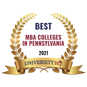 Best MBA Colleges in Pennsylvania