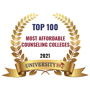 Most Affordable Counseling Colleges