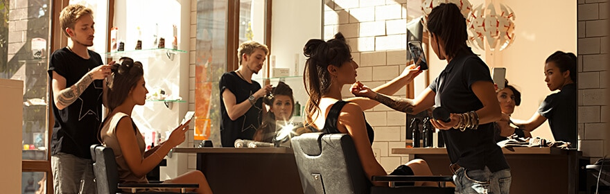 Steps to Become a Hair Stylist Officer