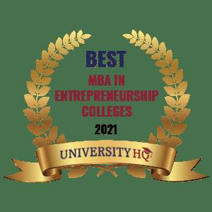 Best MBA in Entrepreneurship Colleges