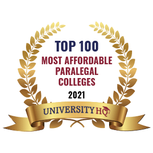 Most Affordable Paralegal