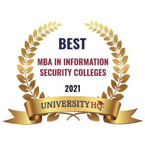 Best MBA in Information Security Colleges