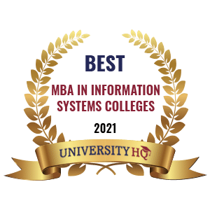 Best MBA in Information Systems Colleges