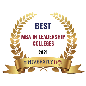 Best MBA in Leadership Colleges