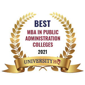 Best MBA in Public Administration Colleges